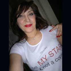 "t-shirt""be MY STAR (not a..."