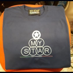 MY SPORT STAR N.04 – LOGO...